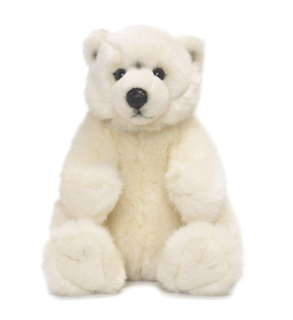WWF - Polar bear sitting - 22 cm (v15187004)