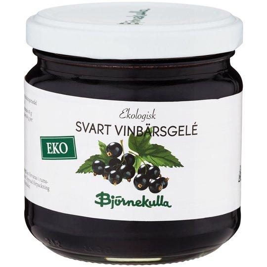 Eko Svart Vinbärsgelé - 16% rabatt