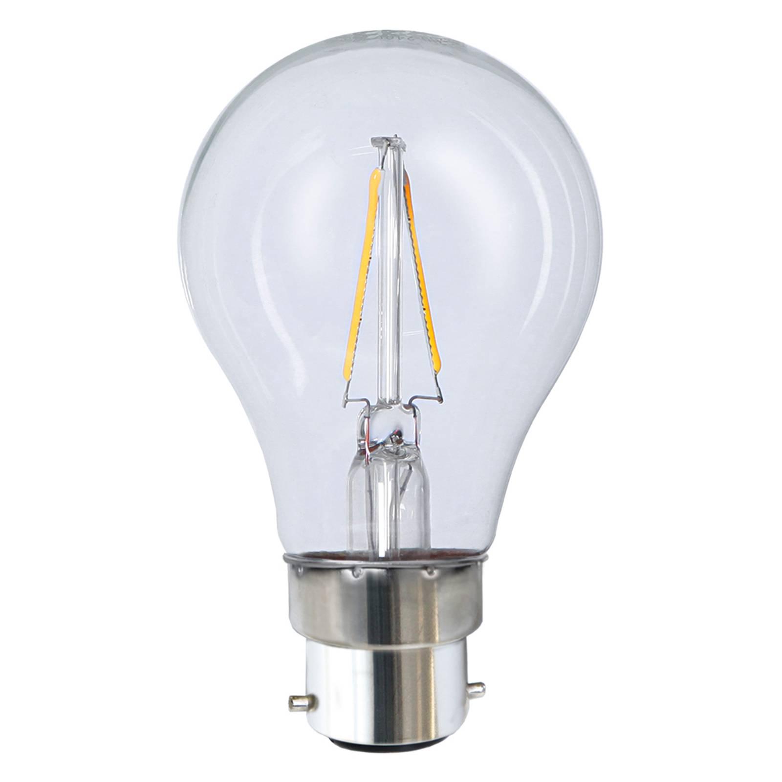 Led-lamppu B22 2 W 827