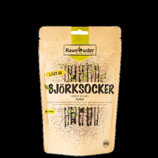 Björksocker Xylitol, 300 g