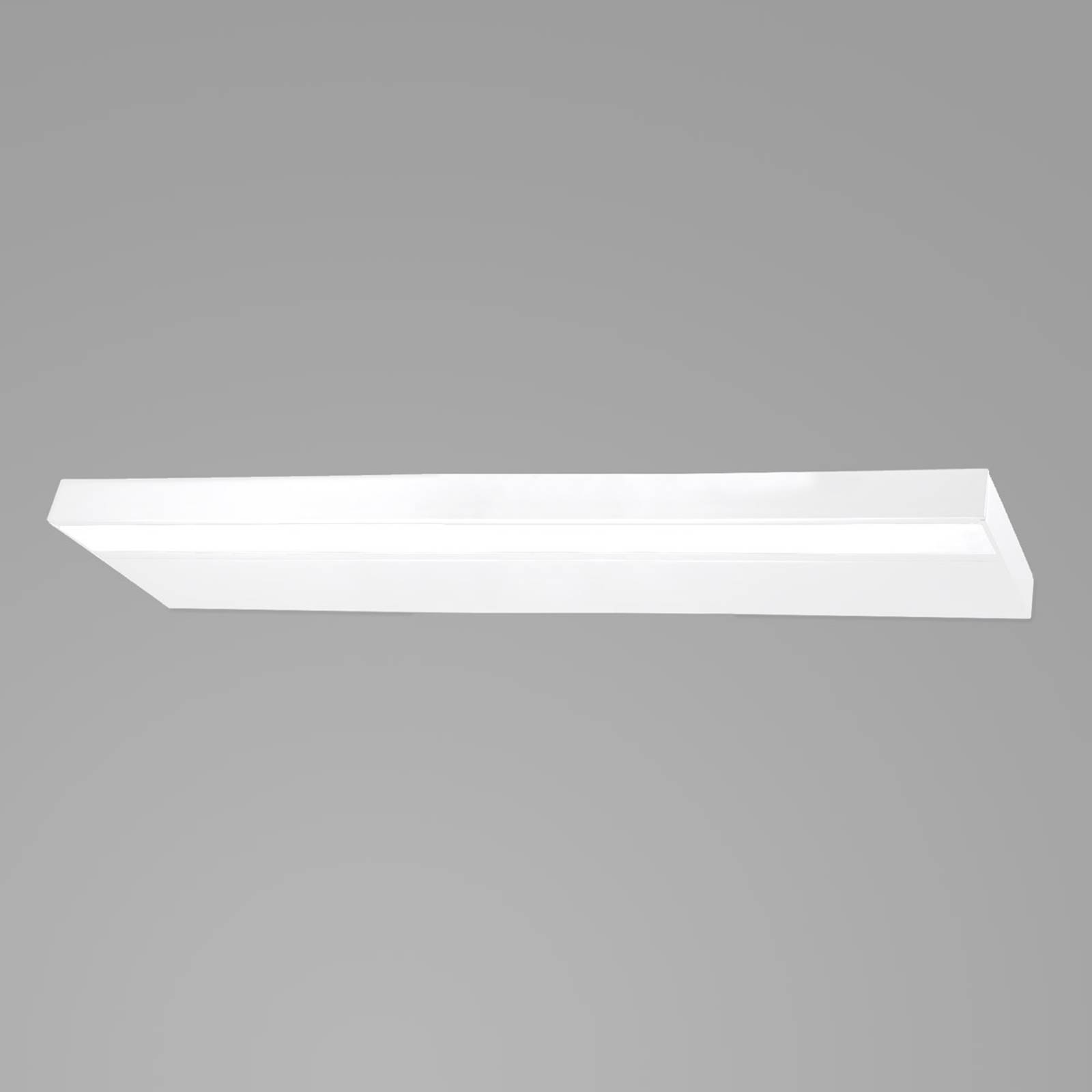 Kylpyhuoneen LED-seinälamppu Prim 120cm, valkoinen