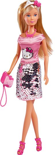 Steffi Love Hello Kitty Dukke Swap