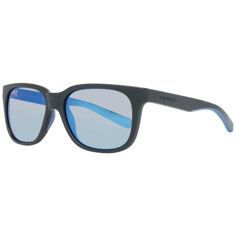 Serengeti Men's Sunglasses Black 8679
