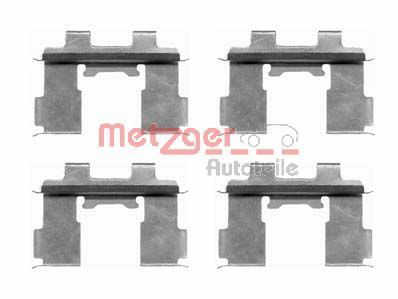 Tarvikesarja, jarrupala METZGER 109-1630