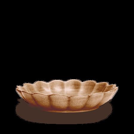 Ostronskål Cinnamon 24 cm
