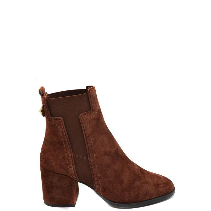 Tod`s Women's Boots Brown 170971 - brown 35