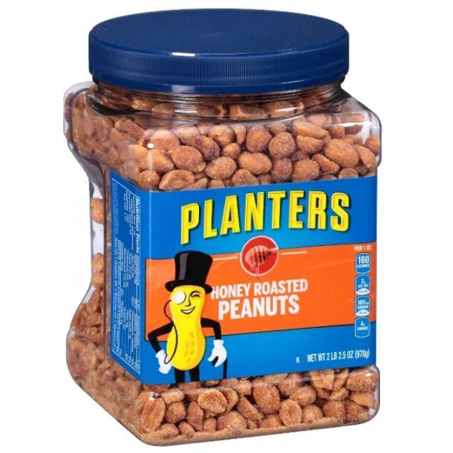 Planters Peanuts Honey Roasted 978g