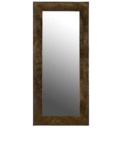 ENYA GRANDE mirror vintage brass (LPS) Not for hanging