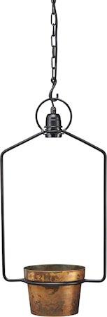 Upptown Vinduslampe Svart 57 cm