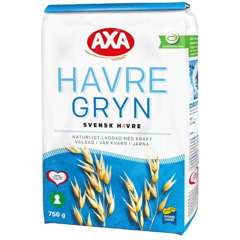 Havregryn - 20% rabatt