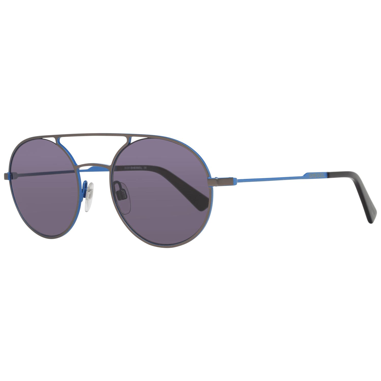 Diesel Unisex Sunglasses Gunmetal