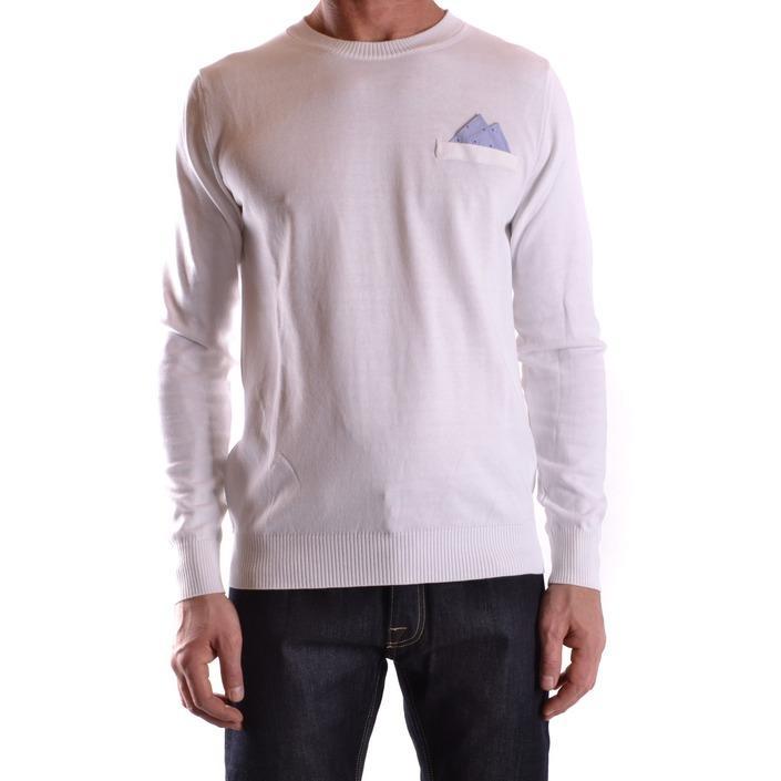Frankie Morello Men's T-Shirt White 187086 - white L