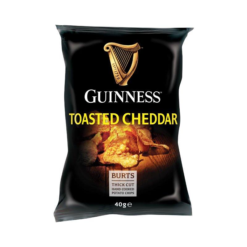"""Sipsit """"Toasted Cheddar"""" 40 g - 67% alennus"""