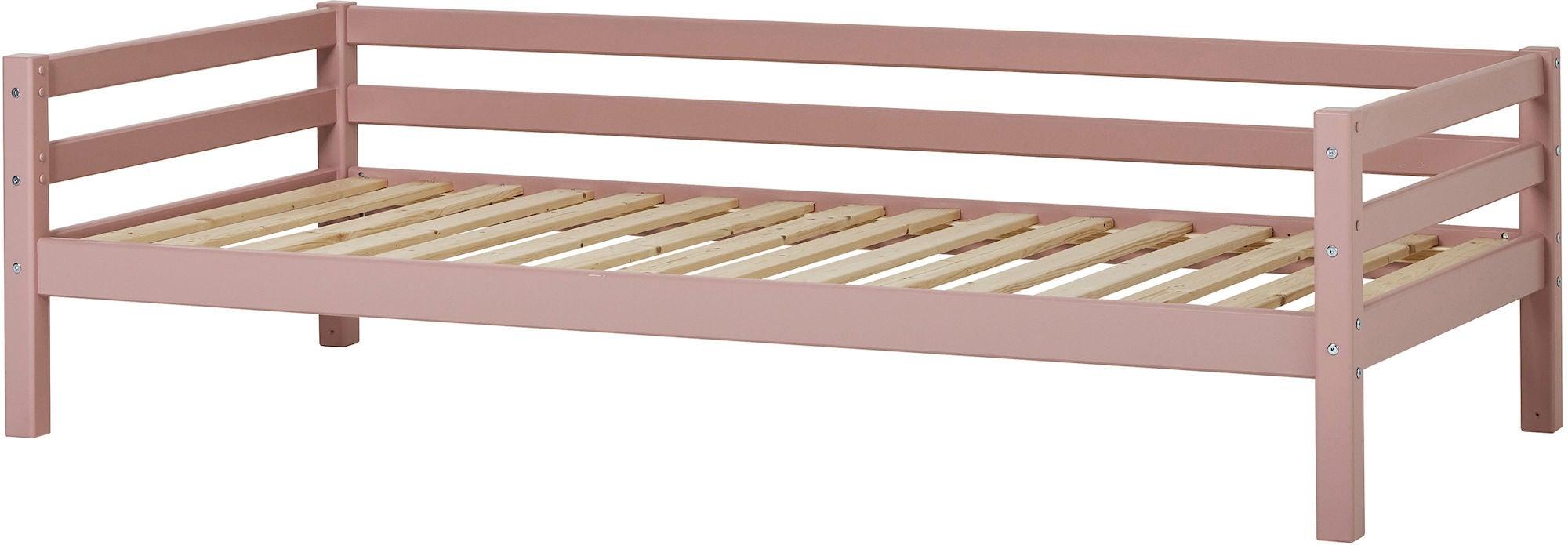Hoppekids Juniorisänky Basic 90x200 cm, Pale Rose