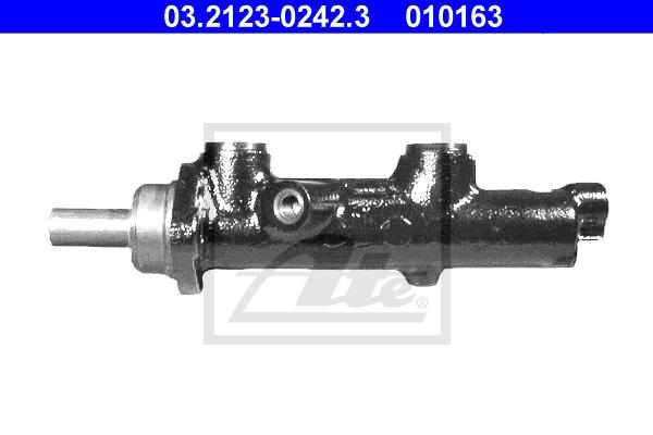 Jarrupääsylinteri ATE 03.2123-0242.3