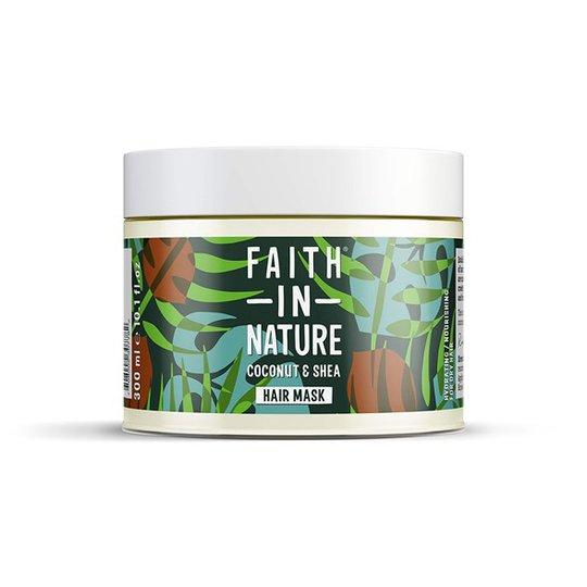 Faith in Nature Coconut & Shea Hydrating Hair Mask, 300 ml
