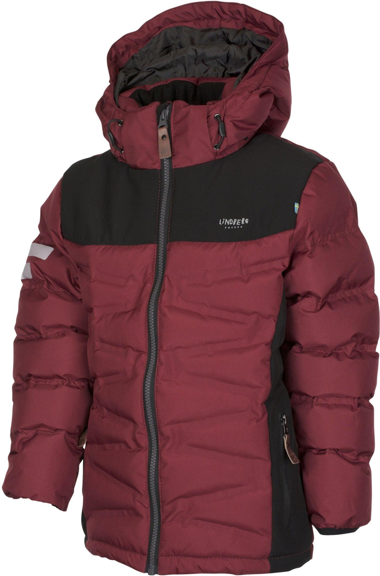 Lindberg Zermatt Jacka, Beet Red 120