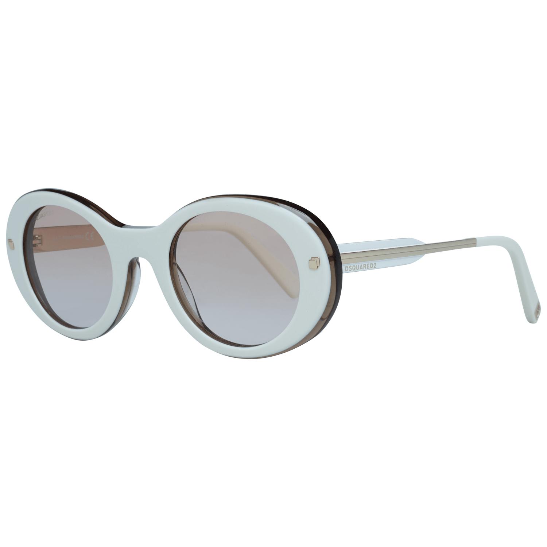 Dsquared² Women's Sunglasses White DQ0325 4821F