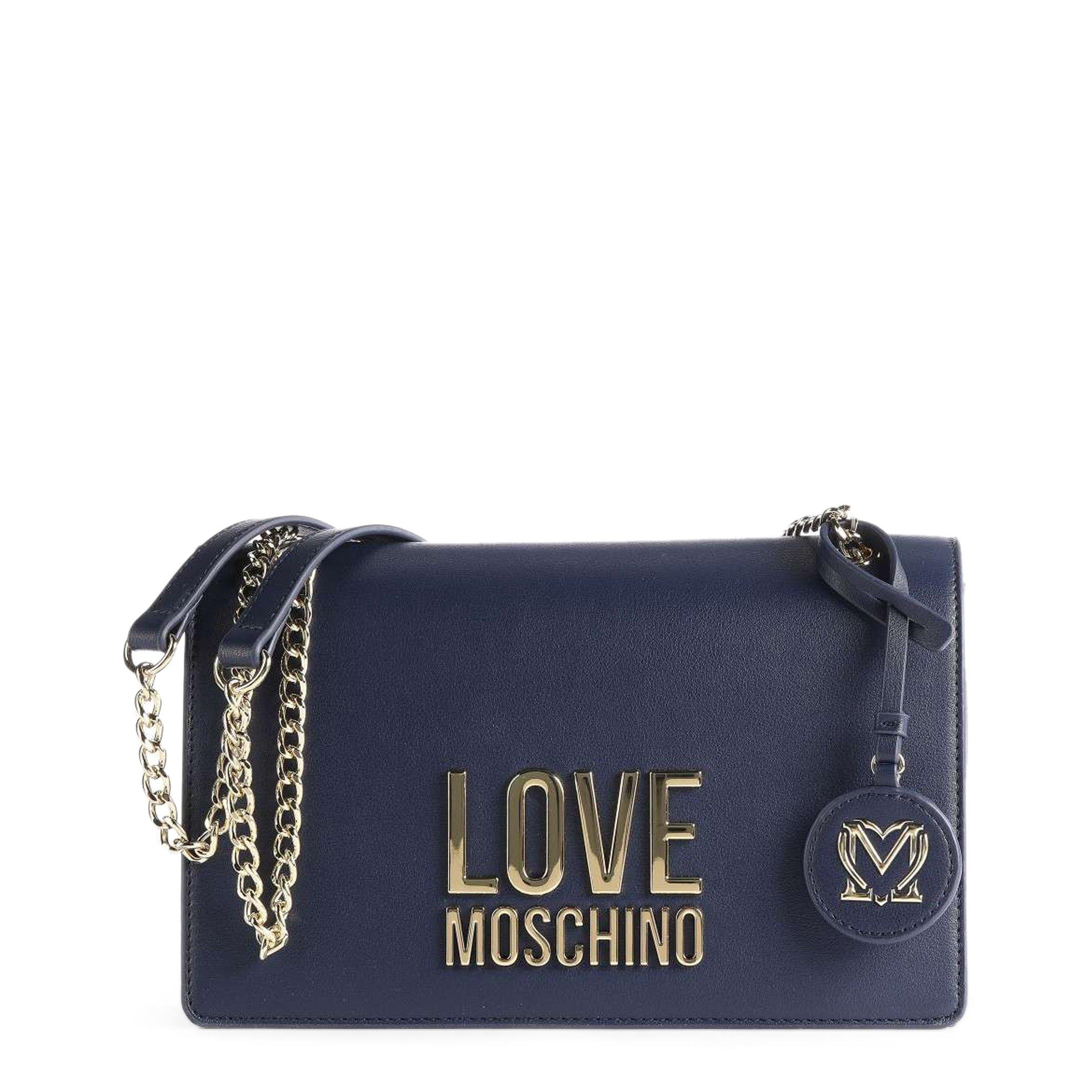 Love Moschino Women's Shoulder Bag Various Colours JC4099PP1DLJ0 - blue NOSIZE