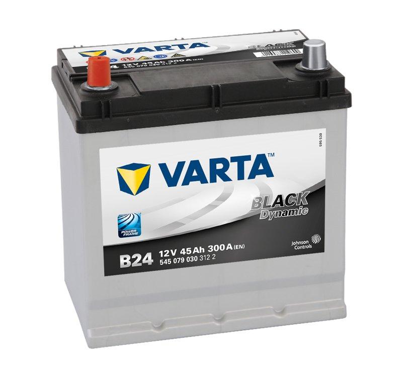 Batteri B24 Black Dynamic
