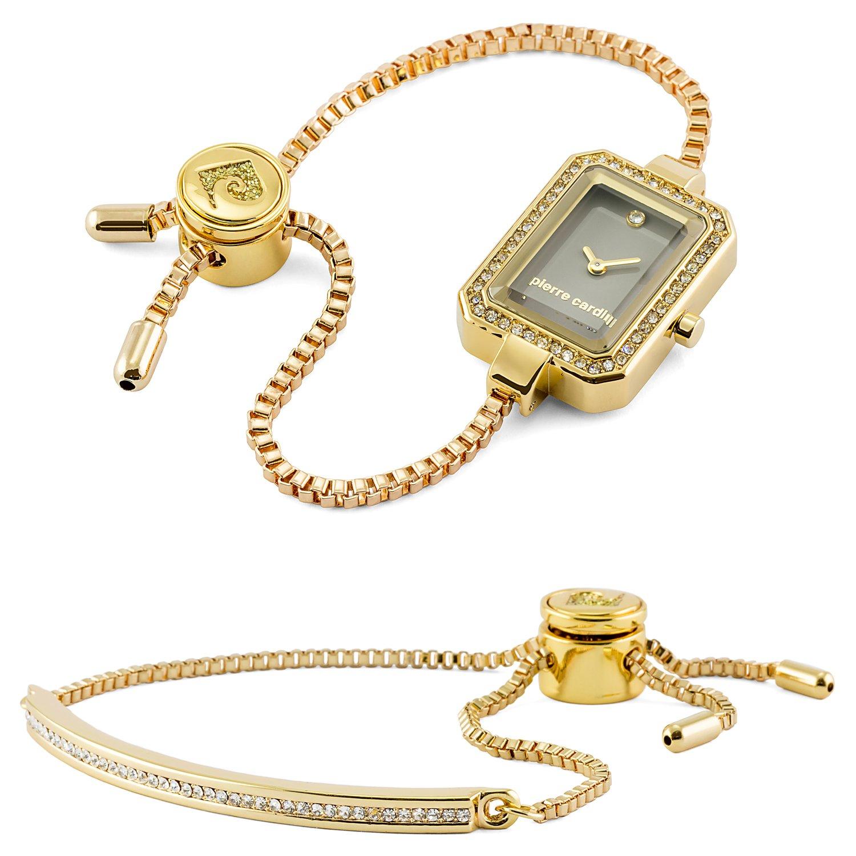 Pierre Cardin Women's Watch Gold PCX6544L287