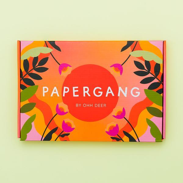 Summer Vibes Papergang Box