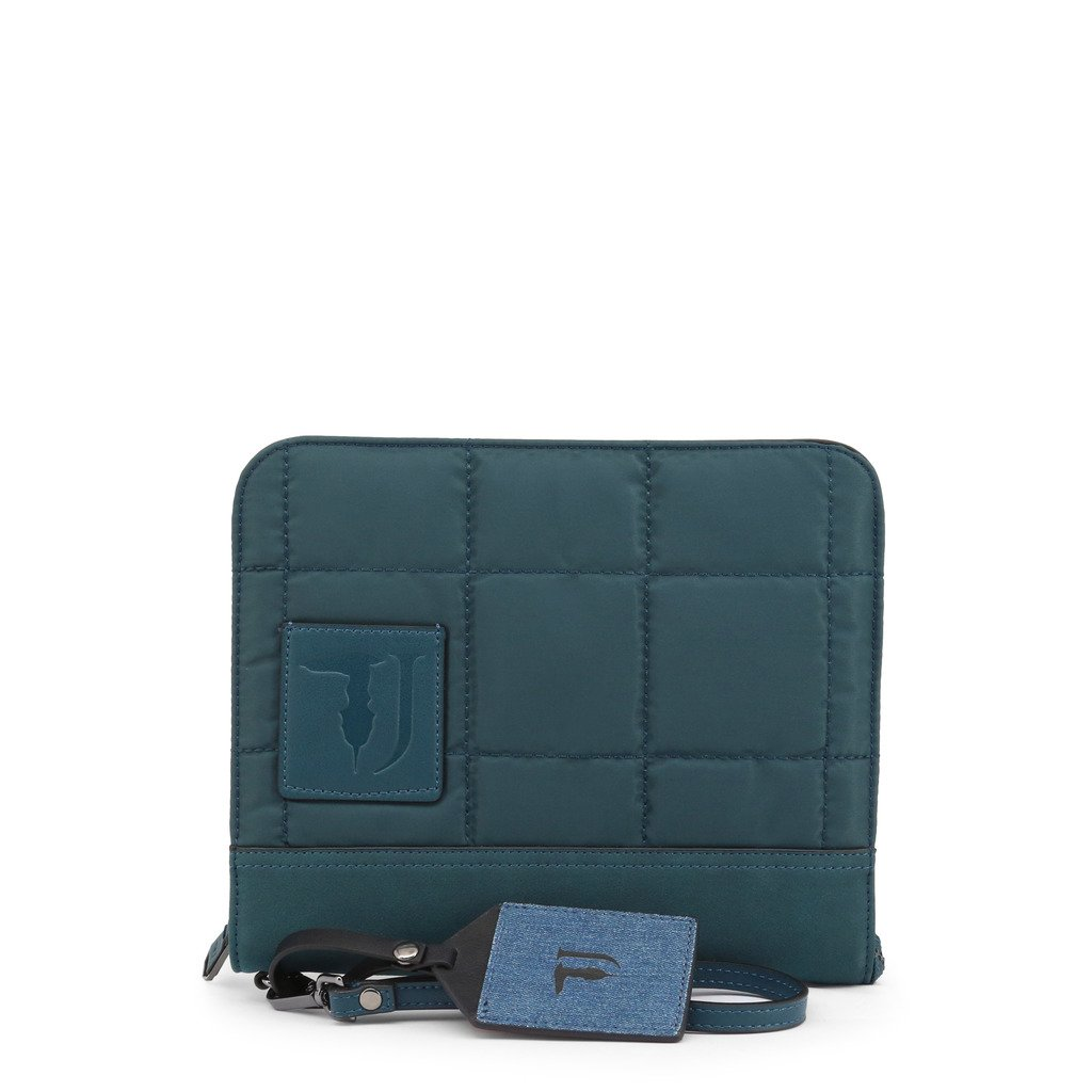 Trussardi Women's Handbag Various Colours TICINESE_71B00105-99 - blue NOSIZE