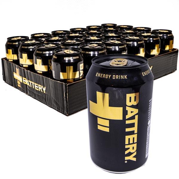 Battery Energy 33 cl - 24 st