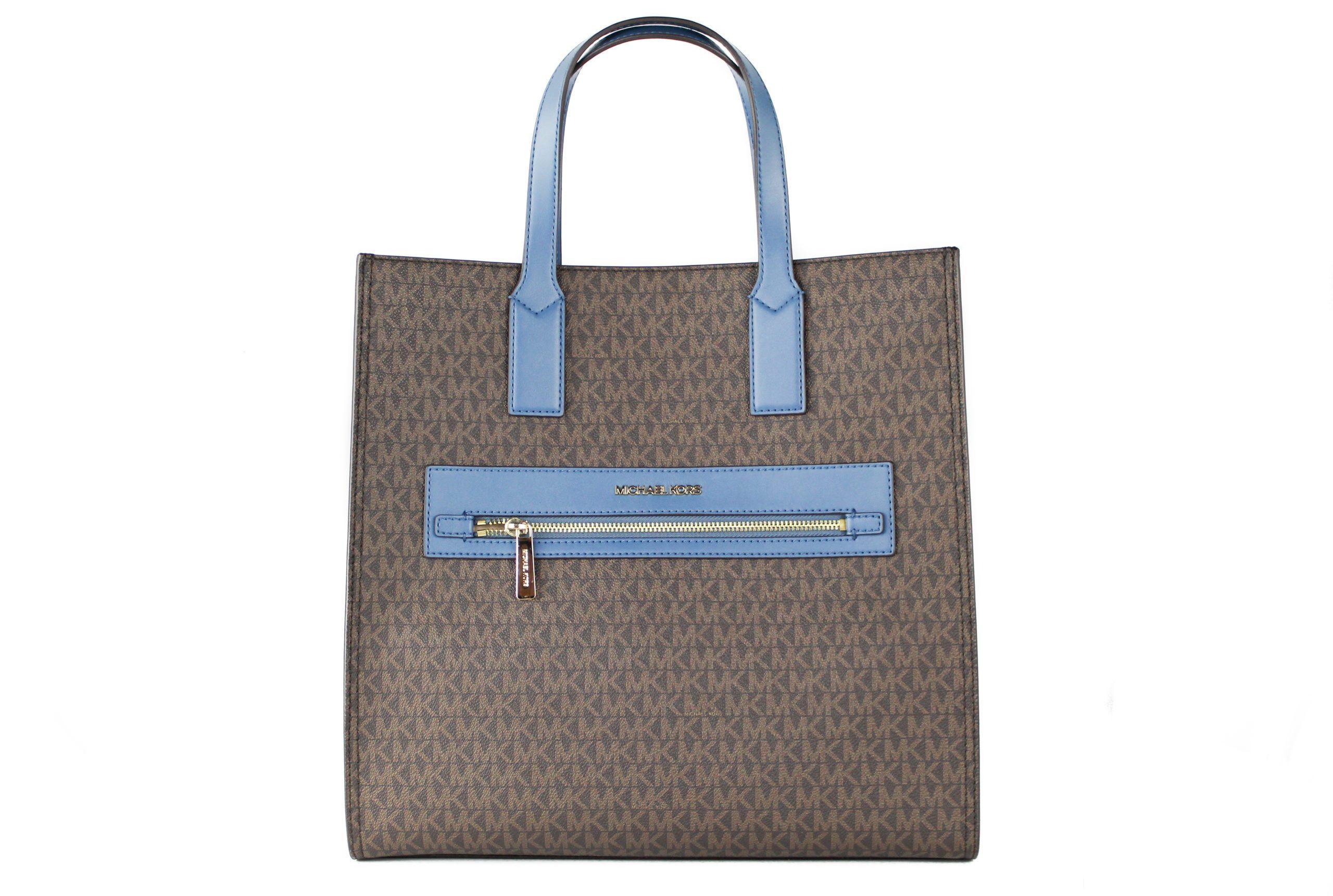 Michael Kors Women's Kenly Tote Bag Gray 81570