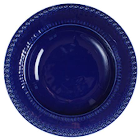DAISY Dyp tallerken/Pastaskål Mørkeblå 35 cm