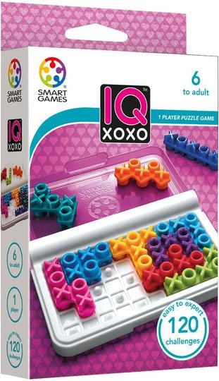 Smart Games Spill IQ XOXO