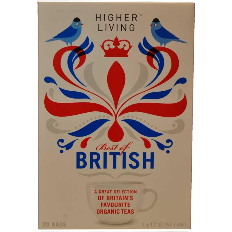 Best of British - 67% rabatt
