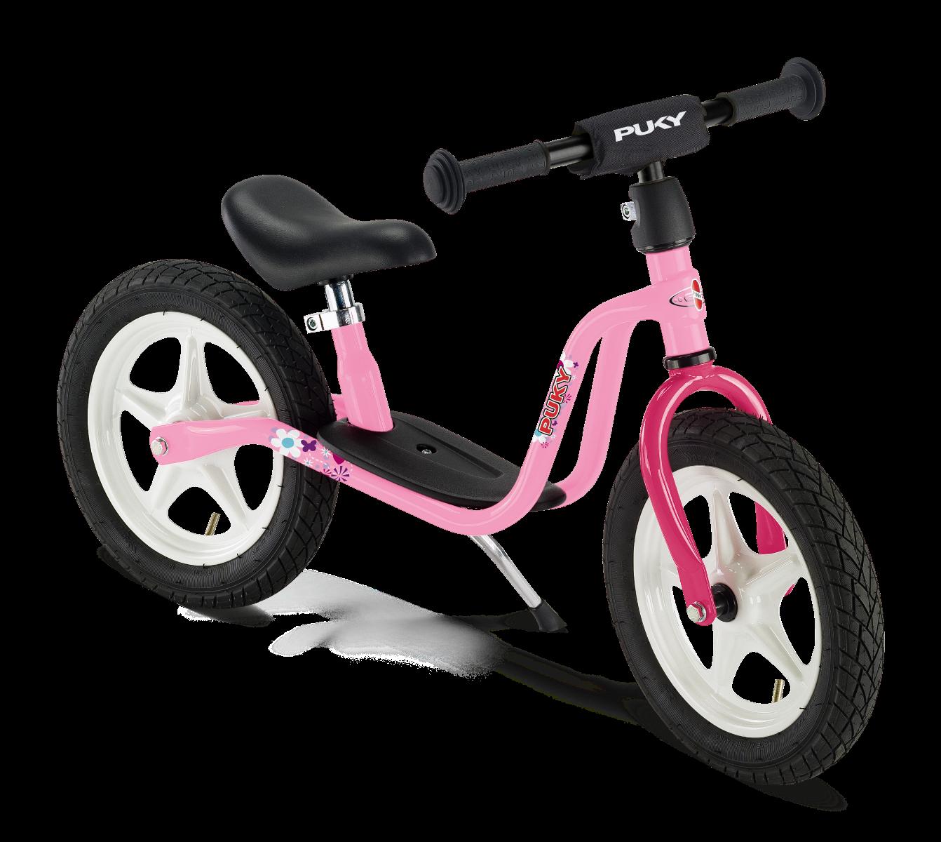 PUKY - LR 1 L Balance Bike - Pink (4066)