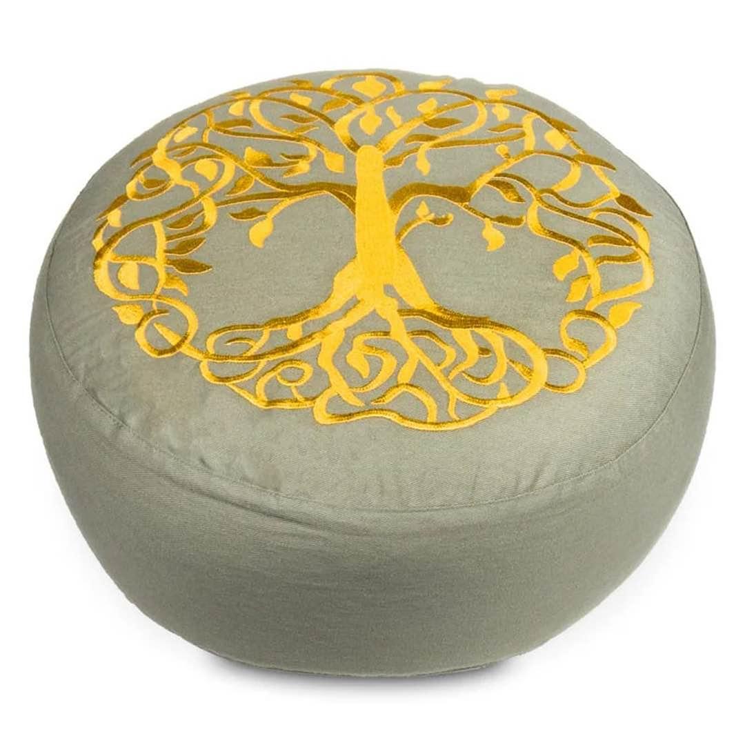 Meditationskudde - Tree of life