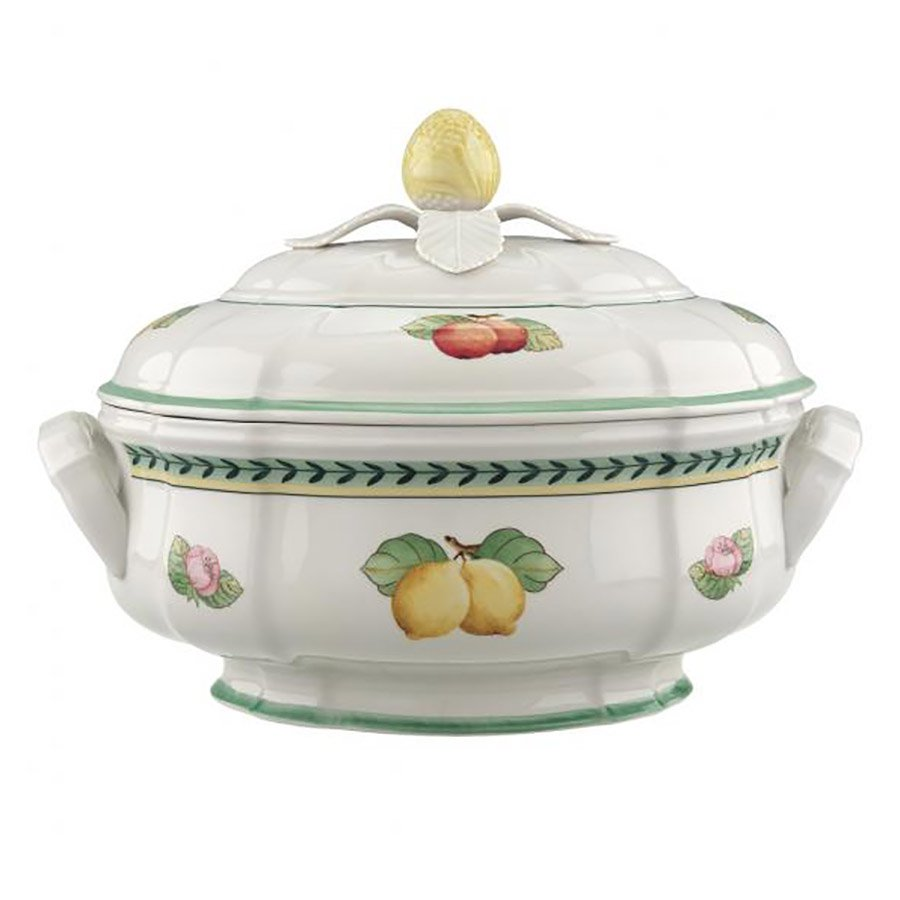 Villeroy & Boch French Garden Suppeterrin Oval 2,5L Fleurence