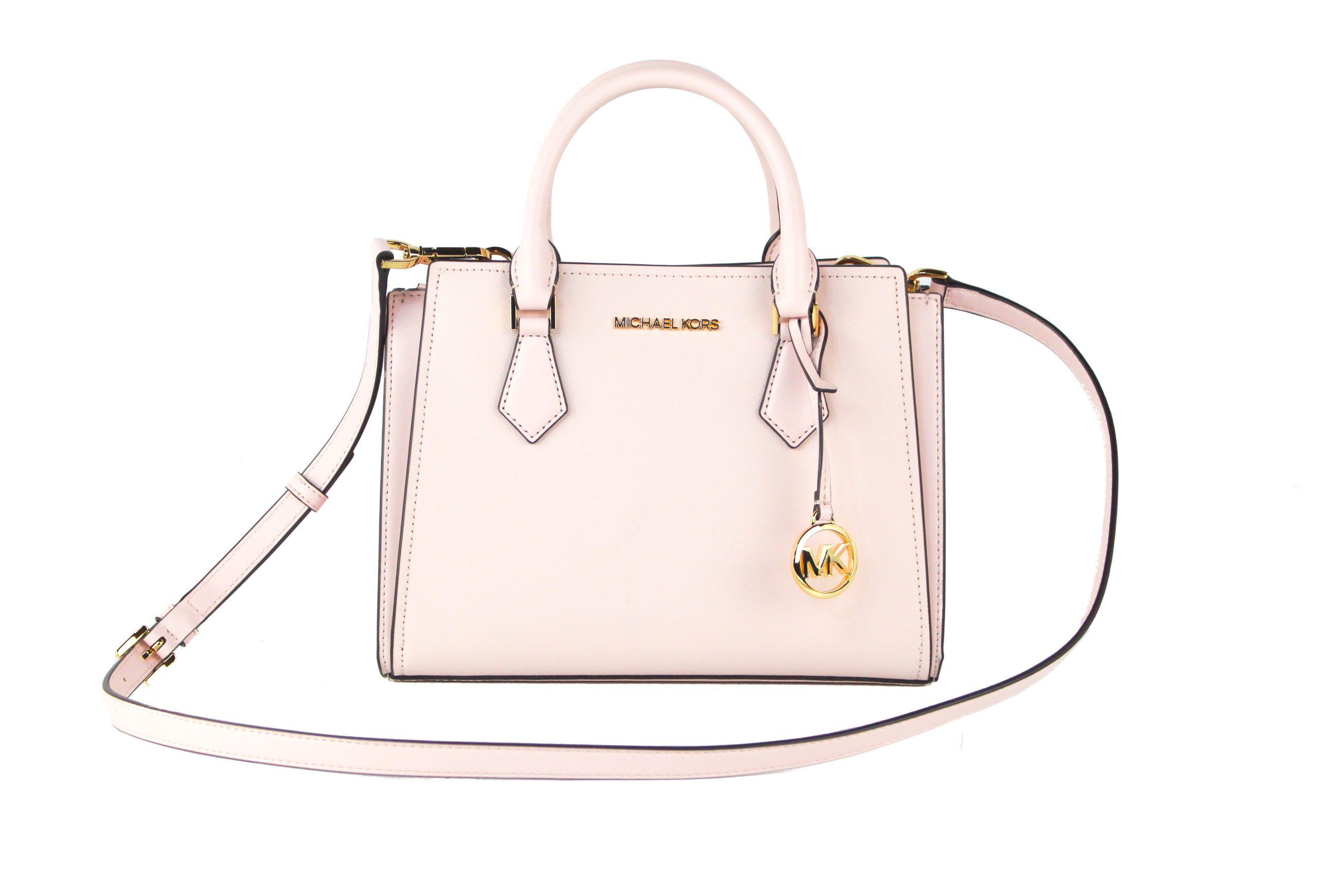 Michael Kors Women's Hope Crossbody Bag Pink 32978