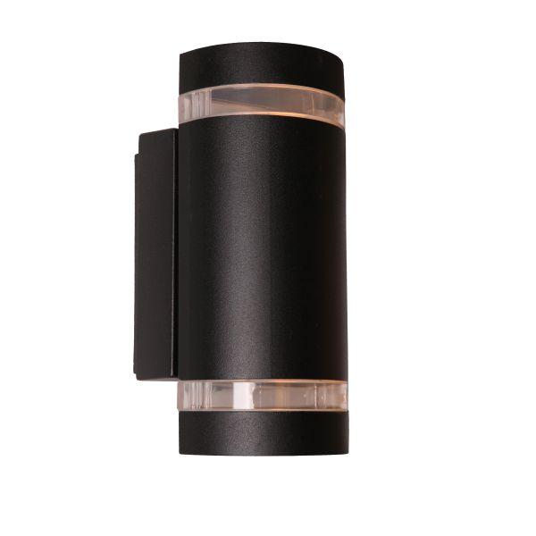 Nordlux Focus Seinävalaisin 2 x 35 W musta