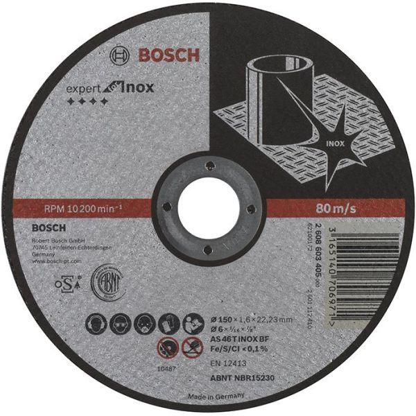 Bosch Expert for Inox Kappskive 150x22,23mm