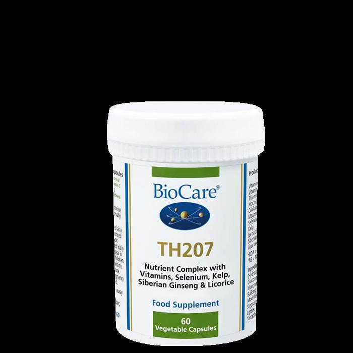BioCare TH207, 60 kapslar