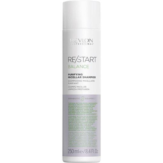 Restart Balance Purifying Micellar Shampoo, 250 ml Revlon Professional Shampoo