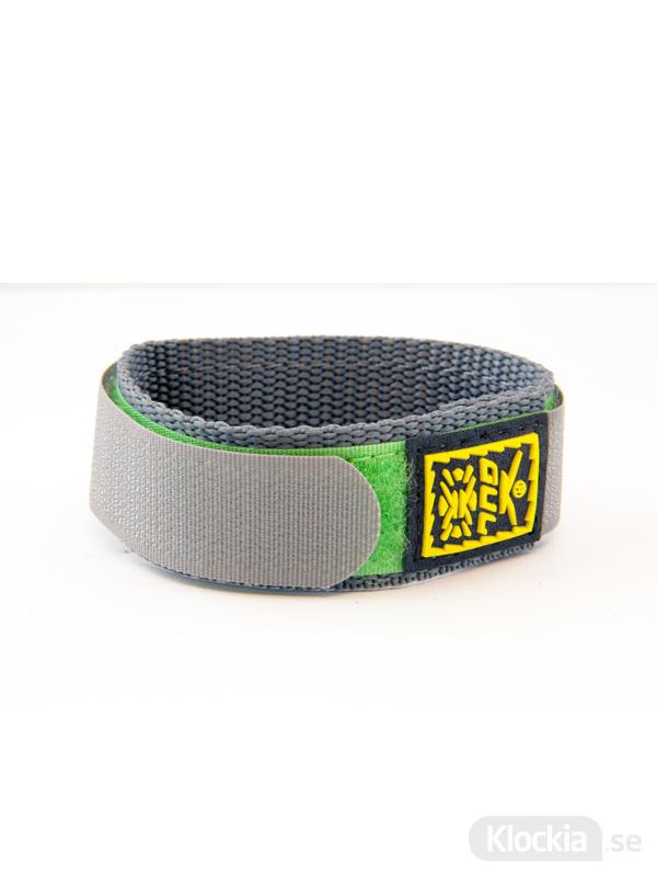 GUL Armband Velcro Std Uni Grey Lime 18mm - 20mm 439514