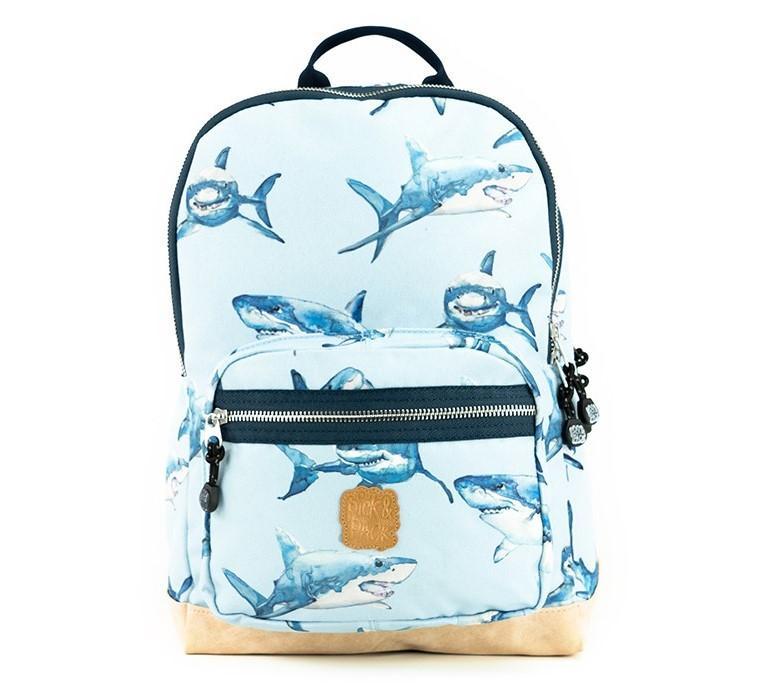 Pick & Pack - Backpack 10 L - Shark Light Blue (515134)