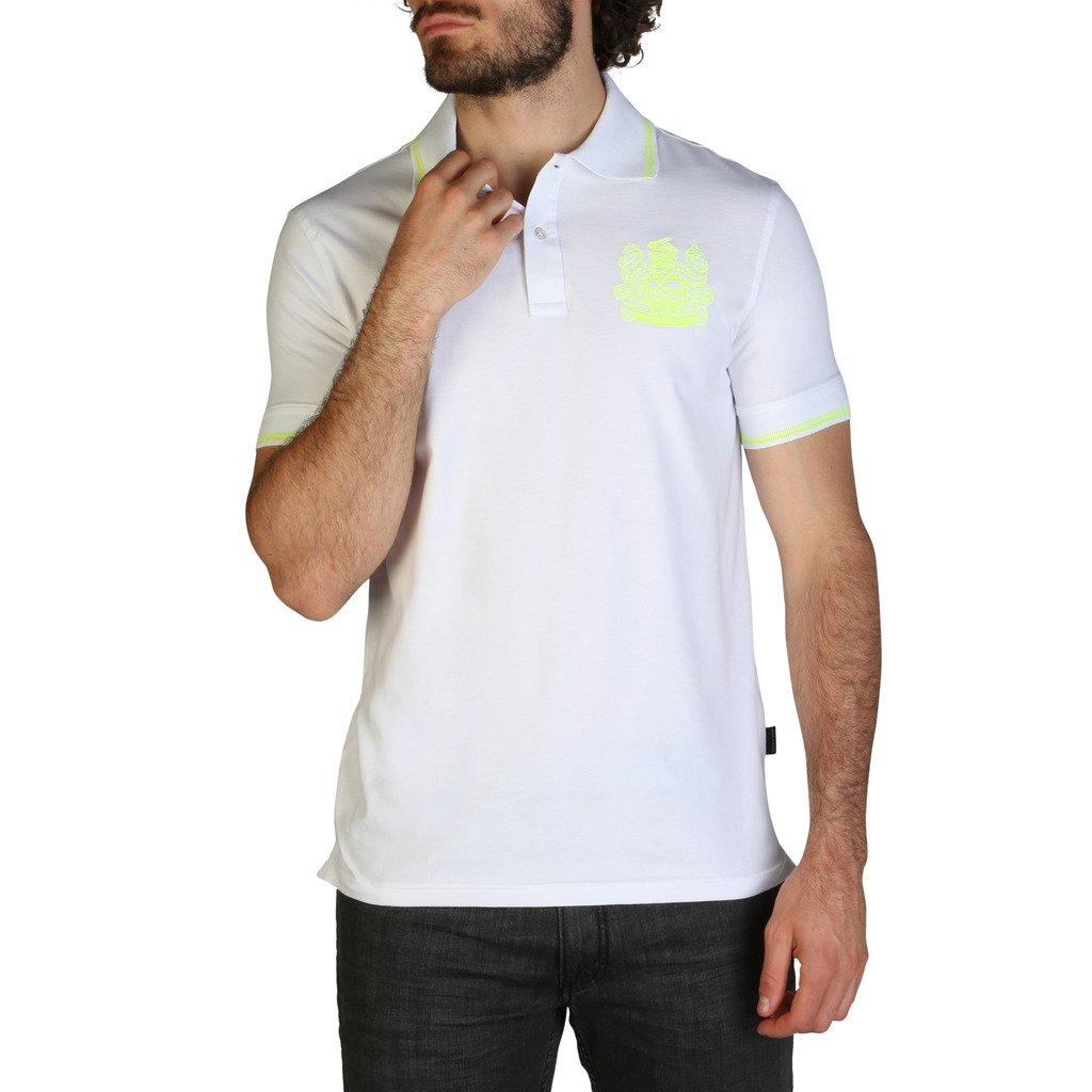 Aquascutum Men's Polo Shirt Various Colours QMP025 - white XL