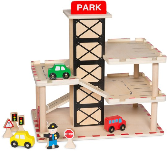 Woodlii Parkeringsgarasje Junior