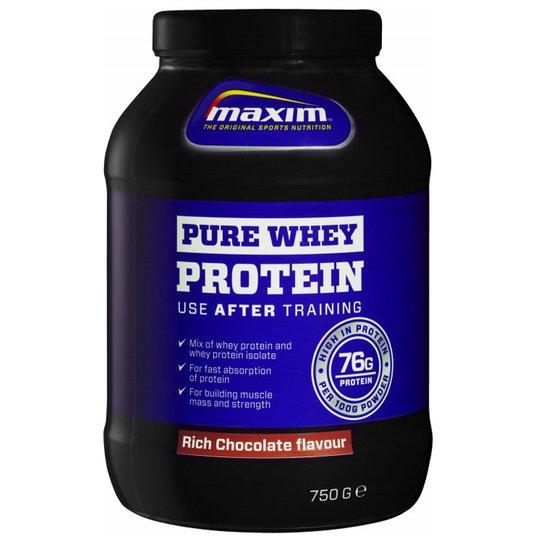 """Proteinpulver """"Rich Chocolate"""" 750g - 57% rabatt"""