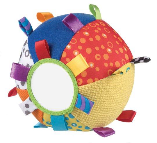 PlayGro Aktivitetsleke Myk Ball Med Speil