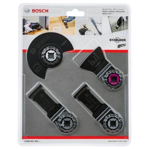 Bosch 2608661696 Sagbladsett Gulv
