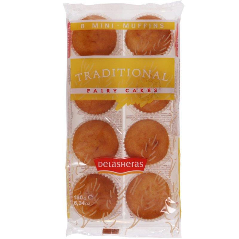 Minimuffins 8-pack - 50% rabatt