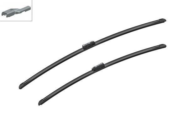 Flatbladesats A120S 750/650
