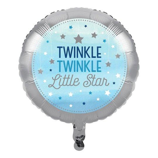Folieballong Little Star Pojke - 1-pack
